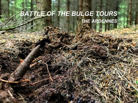 Battle Of The Bulge Tours, Ardennes WW2 Tours, Joachim Peiper Tour, Westwall Tours,
