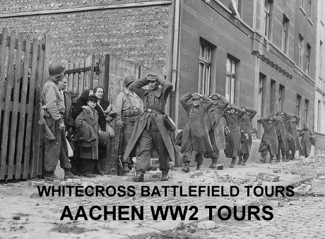 Aachen Tours, Aachen WW2 Tours, Aachen World WW2 Tours Germany, Third Reich Tours, 3rd Reich Tours, Crucifix Hill, Lousberg, Ravelsberg, Dragon's Teeth, Siegfried Line, Westwall Tours, Vacations in Germany, Achen Cycling Tours, Aachen Walking Tours