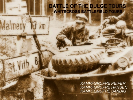 Battle Of The Bulge Tours, Ardennes Battlefield Tours, WW2 Tours Belgium, World War 2 Tours In Belgium, Battle Tours Ardennes, Wacht Am Rhein Tours, Westwall Tours, WW2 Private Tours In Europe, World War 2 War Tours, Grandmenil, Malmedy, Bastogne, Band Of Brothers Tours, Baugnez, Malmedy Massacre, Ligneuville, Joachim Peiper Tours, Honsfeld, Bullingen, Krinkelt, Rocherath, 99th Infantry Division, Bulge WW2 Tours, Schumans Eck, Wiltz, 75th Infantery Division, 101st Airborne, Recogne, Bois Jaques, Foy, Mardasson Memorial, Manhay Battle, Ardennes Accomodation, Ardennes Tours, Ardennes Kayaking, Foxholes Bastogne, Aachen WW2 Tours, Hurtgen Foreat Tours, Schmidt, Vossenack, Henri Chapelle, Operation Greif, Stoumont, Peipers Escape Route, La Gleize, Stavelot, Trois ponts, Gustav Knittel, Kampfgruppe Hansen, Max Hansen, Kampfgruppe Sandig, Rudi Sandig, Parkers Crossroads, St Vith, Vielsam, Beffe, Hotton WW2 Cemetery, Dinant, Celle Panther Tank, King Tiger Tank, Cheneaux, Recht, Wahlerscheid Crossroads, Hasselpath Memorial, Hollerath, Lanzerath