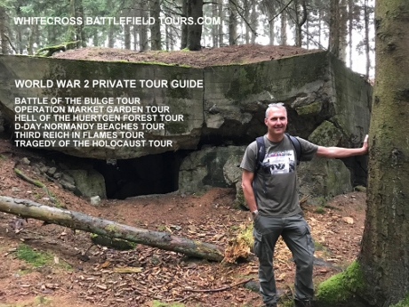 Customised WW2 Guided Tours