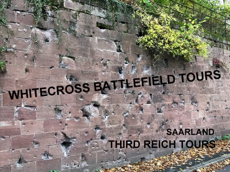 Third Reich Tours, 3rd Reich Tours, War Tours in Germany, Saarbrucken Tours, WW2 Tours in Saarbrucken, Luxembourg WW2 Tours, Westwall Tours, German WW2 Bunker Tours, Dragon's Teeth, Maginot line Bunkers, Westwall Bunkers, WW2 Tours, World War 2 Tiours Saarland