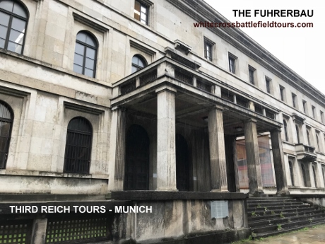 Third Reich Tours Munich, 3rd Reich Tours Munich, Fuhrerbau, Beer Hall Putsch Route Tours, Burgerbraukellar, Hofbrauhaus, Lowenbraukellar, Konigsplatz, WW2 Tours Munich, Sophie Scholl, White Rose Movement