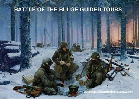 Battle Of The Bulge Guided Tours, Ardennes WW2 Tours, WW2 Tours Belgium, World War Two Tours Luxembourg, Westwall Tours, Siegfried Line Tours, Bastogne Guided Tours, Band Of Brothers, 10th Armored Division Tours, Easy Company Foy