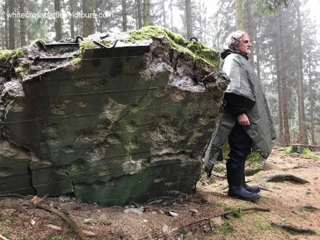 Hurtgen Forest Tours, Hurtgenwald Guided Tours, WW2 Battlefield Tours, Ochsenkopf Bunkers, PrivateWW2 Tours Germany, Vossenack, Scmidt, 330th Infantry,