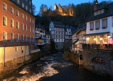 Monschau, Germany, Accomodation Germany