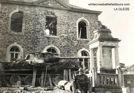 Battle Of The Bulge Guided Tours, Ardennes Battlefield Tours, Joachim Peiper Tours, WW2 Tours Belgium, La Gleize, Stavelot, Malmedy, Stoumont, Cheneaux, 82nd Airborne, 30th Infantry Division, Bulge Tours