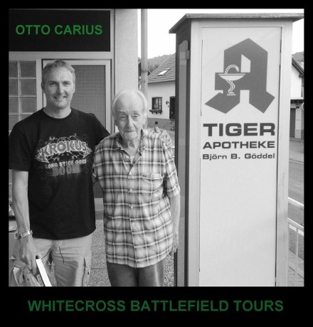 WW2 Guided Battlefield Tours, Otto Carius