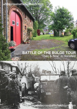 Battle Of The Bulge Tours, WW2 Guided Tours Belgium, Ardennes Battlefield Tour, Kampfgruppe Peipers Route, Joachim Peiper Tours, 3rd Reich Tours, Third Reich Tours, Honsfeld Massacre, Bulllingen Massacre, Lanzerath, Losheim, Siegfried Line Tours, Westwall