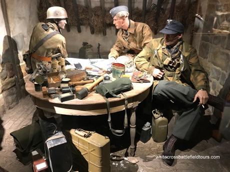 Battle Of The Bulge Tours, Ardennes WW2 Guided Tours, World War 2 Tours Belgium, Battlefield Tours Europe, Bastogne Tours, La Gleize Museum, Baugnez, Malmedy, Stavelot, Cheneux