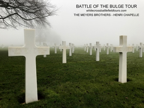 Battle Of The Bulge Tours, Ardennes Battlefield Tours, WW2 Guided Tours Belgium, Henri Chapelle, Bastogne