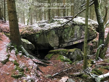 Hurtgen Forest Guided Tours, Kall Trail, Ochsenkopf, WW2 Battlefield Tours, German WW2 Bunker Tours