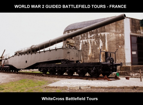 WW2 Guided Battlefield Tours, D-Day Guided Tours, Normandy Beaches Private Tours, France War Tours, Todt Battery, Pas De Calais Bunkers
