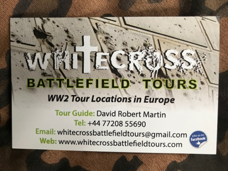 WW2 Guided Tours, 3rd Reich Tours,