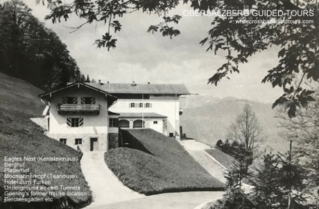 Eagles Nest Guided Tours, Obersalzberg, Berghof, 3rd Reich Tours, Third Reich Tours, Munich Tours, Dachau Guided Tours, Platterhof, Zum Turken, Bavaria WW2 Tours