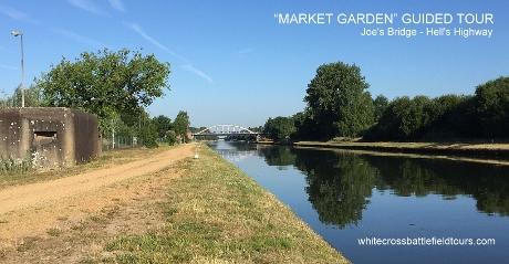 Market Garden Guided Tours, Joe's Bridge, Grave Bridge, Arnhem Bridge, Nijmegen Bridge, Oosterbeek, WW2 Battlefield Tours Holland