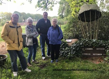 Son Bridge, 101st airborne memorials holland, market garden guided tours, ww2 tours netherlands