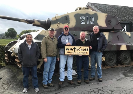 battle of the bulge guided tours, ww2 tours ardennes, ardennen tours, world war 2 history tours, battlefield tours belgium, la gleize king tiger tank, bastogne tours, 99th infantry division tours, northern shoulder tours, battle tours belgium