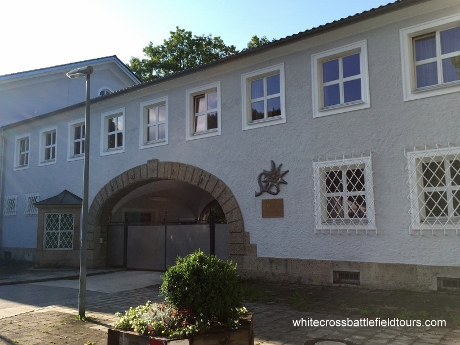 obersalzberg 3rd reich tours, berchtesgaden tours, bad reichenhall, ss barracks, mountain troop barracks, ss kasernes, bavaria ww2 tours, zum turken