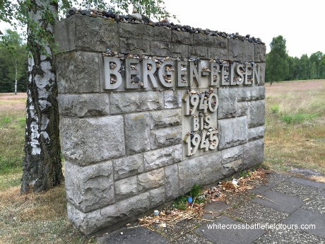 bergen belsen tours, holocaust tours, concentration camp tours, anne frank
