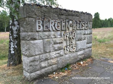 bergen belsen tours, holocaust tours, concentration camp tours, anne frank