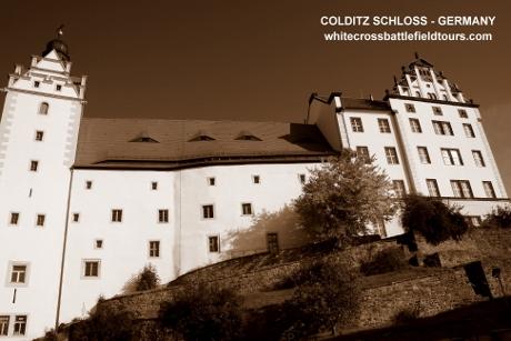 3rd reich tours, third reich tours, colditz guided tours, colditz bahnhof, colditz schloss, ww2 tours germany, wewelsburg castle, colditz castle tours