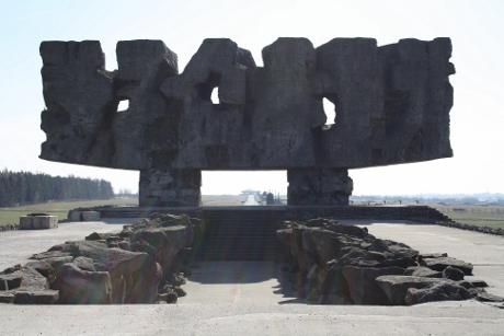 majdanek, holocaust tours, concentration camp tours, plaszow, treblinka, sobibor, belzec, mauthausen