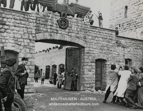 concentration camp tours, mauthausen tours, gusen tours, holocaust tours, ww2 tours austria