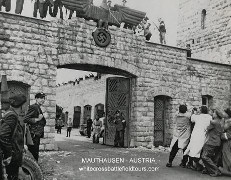 concentration camp tours, mauthausen tours, gusen tours, holocaust tours, ww2 tours austria