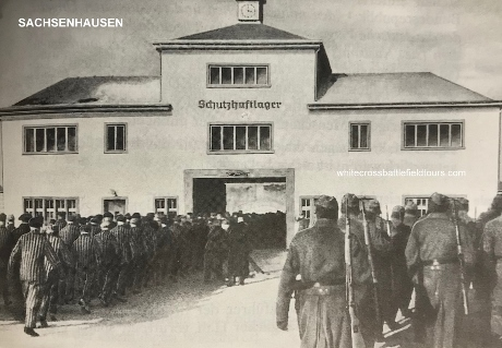 holocaust tours, concentration camp tours, ww2 tours germany, 3rd reich tours, sachsenhausen, ravensbruck, auschwitz, third reich tours
