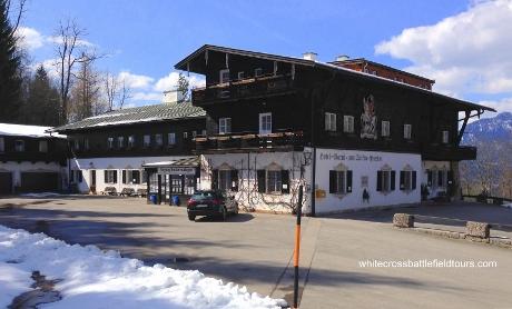 zum turken, 3rd reich tours obersalzberg, third reich tours bavaria, berchtesgaden tours, eagles nest, berghof