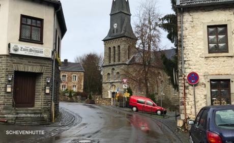 schevenhutte, hurtgen forest tours, gressenich, stolberg corridor