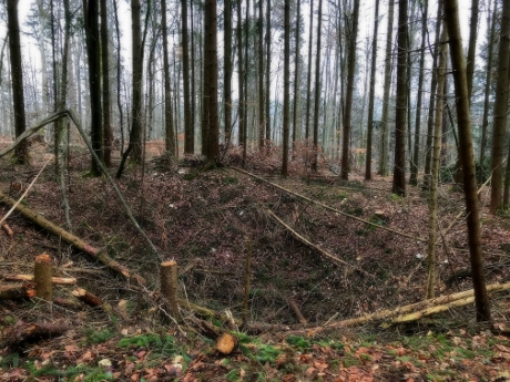 tuttlingen tours, neuhausen ob eck, lancaster bomber crash sites germany
