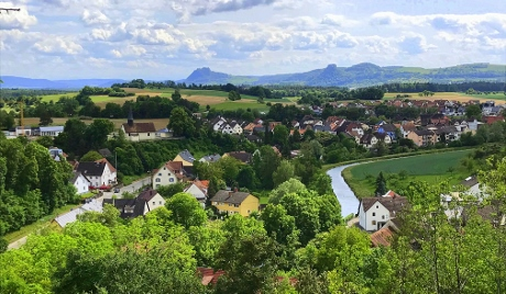 tuttlingen tours, baden wurttemberg tours, aach, honberg, danube, donautal, schwarzwald, swabian alps