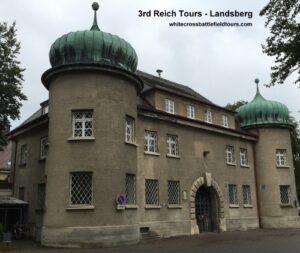 landsberg prison tour