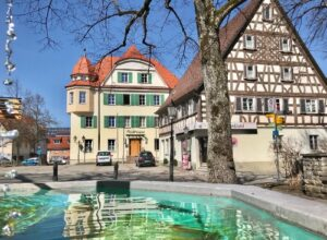 Tuttlingen Tours, WW2 Tours Tuttlingen, Baden Wurttemberg Tours, Donau Tours, Honberg Castle History Tours